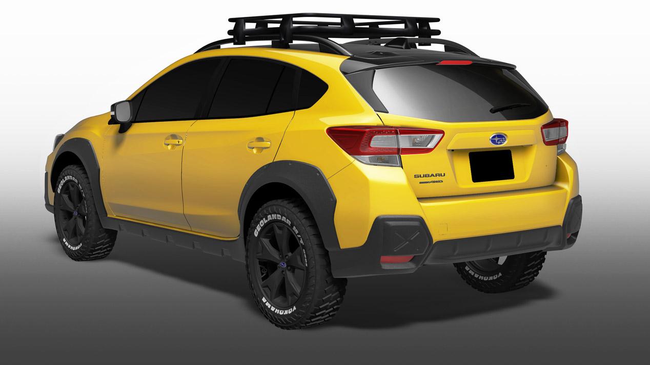 Subaru en el Salón de Tokio con prototipos con visos a convertirse en versiones de producción