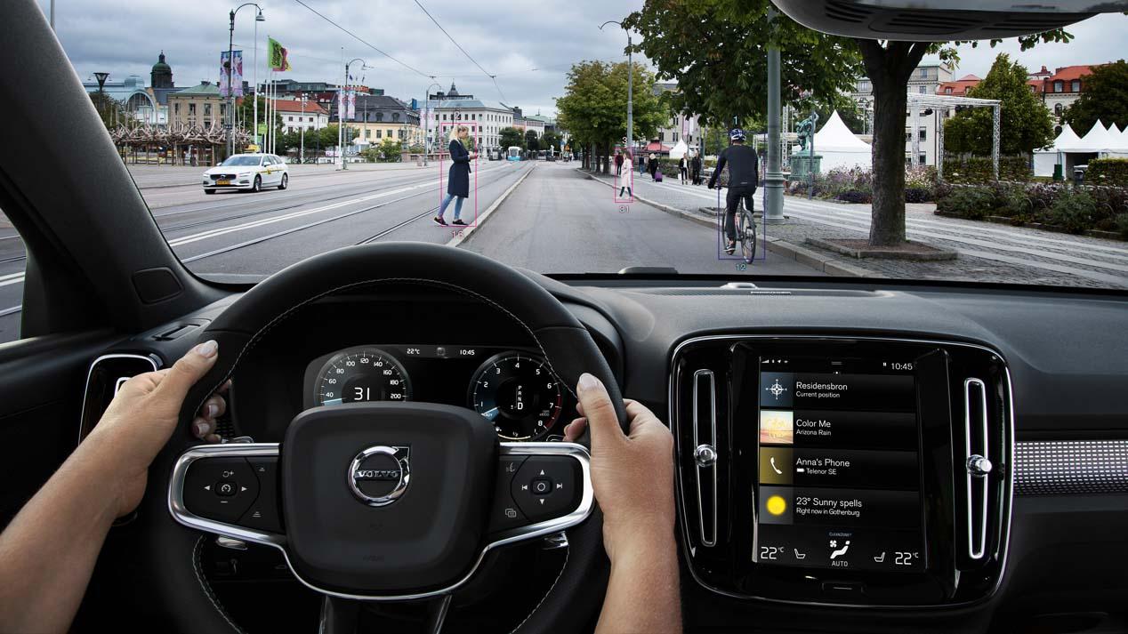 Con el Volvo XC40 llega la suscripción en lugar de compra