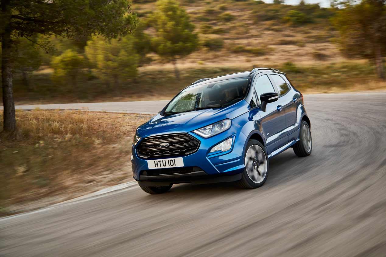 Todas las novedades que llegan de Ford: Focus 2018, Mustang, EcoSport...