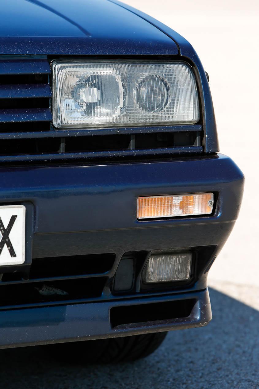 Volkswagen Golf GTI G60 y Rallye: dos clásicos deportivos