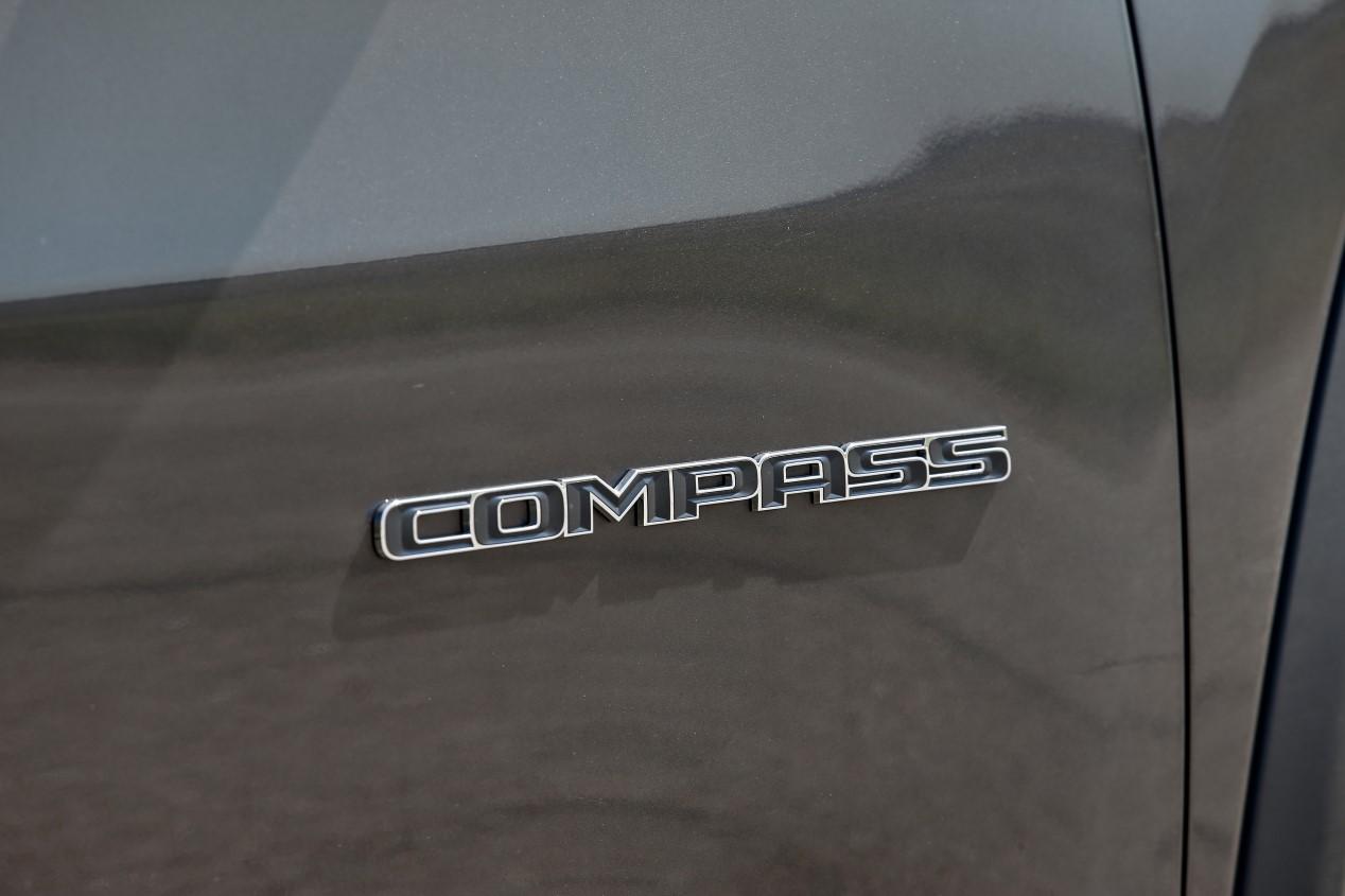 Jeep Compass 2.0 Multijet 140 CV 4x4: primeras impresiones