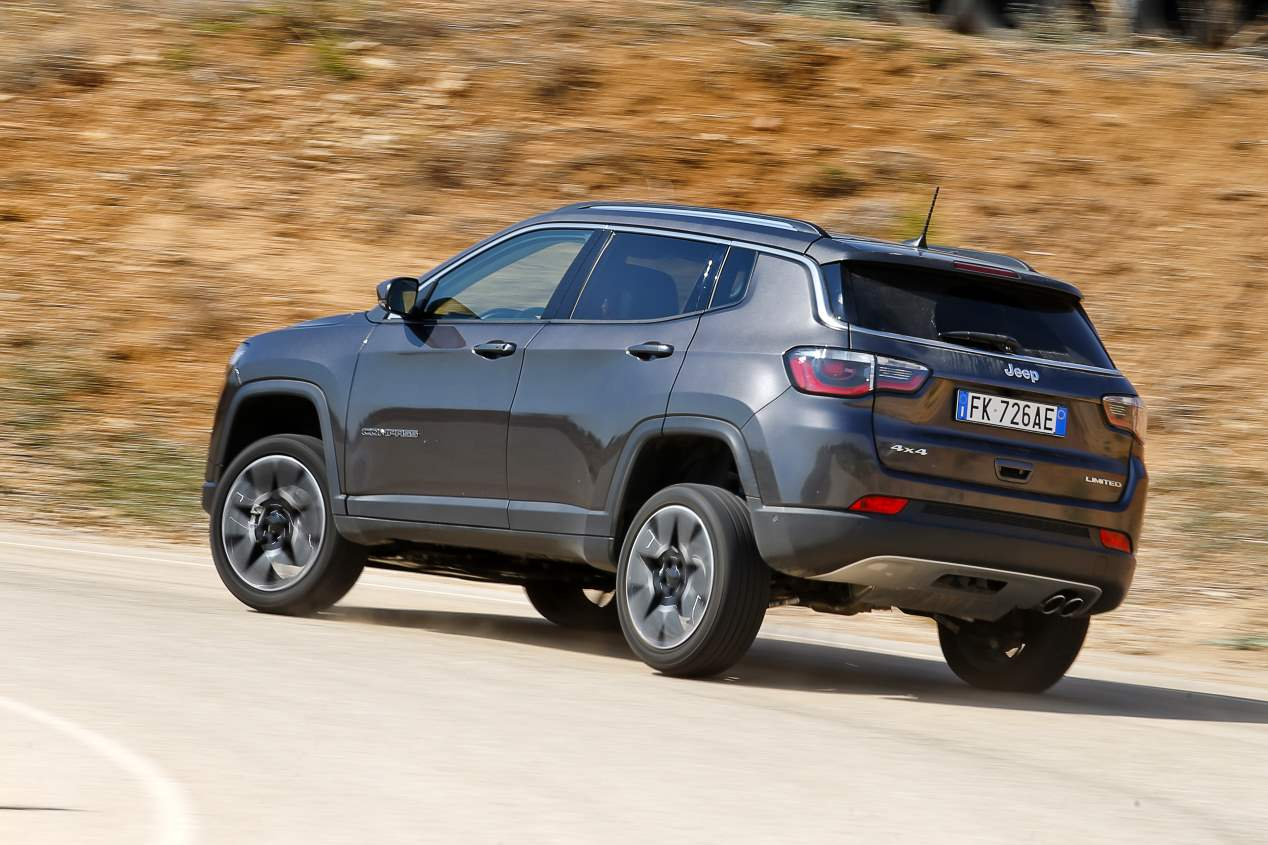 Jeep Compass Multijet