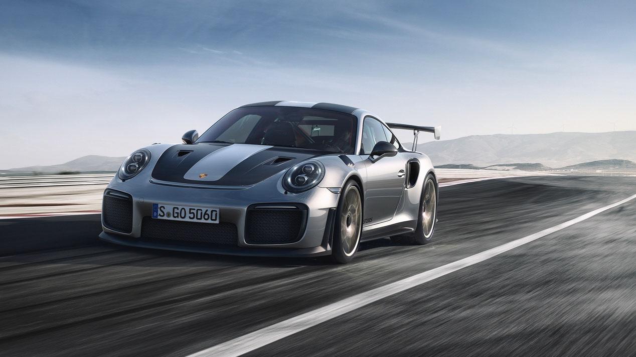 Porsche 911 GT2 RS, rey de Nurburgring