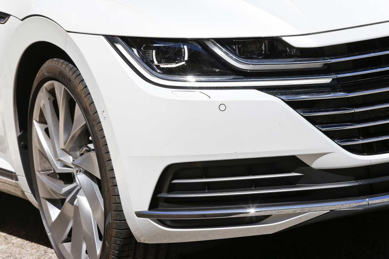 VW Arteon 2.0 TDI DSG: superprueba y mediciones