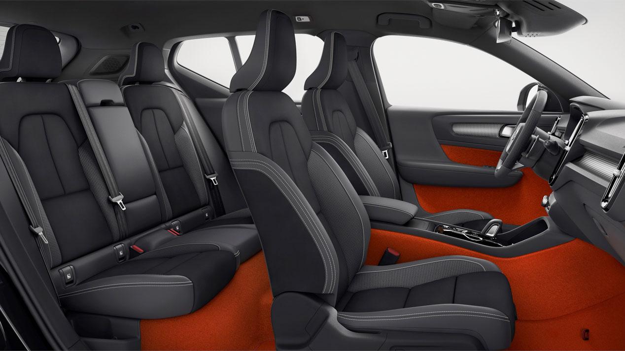 Todos los precios para España del Volvo XC40