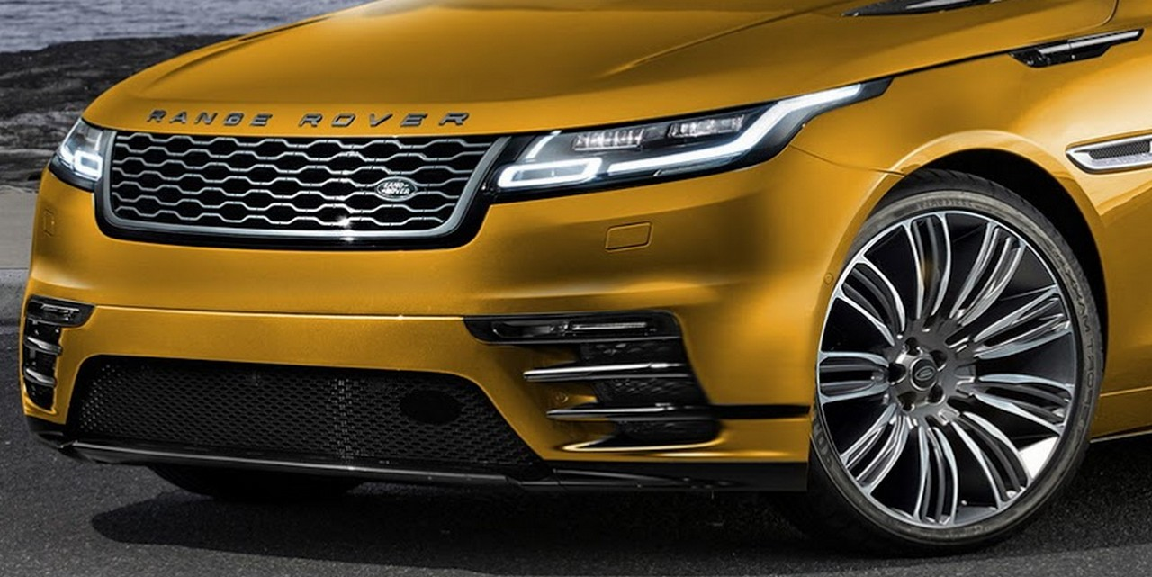 Road Rover Velar, ¿una berlina de Land Rover?