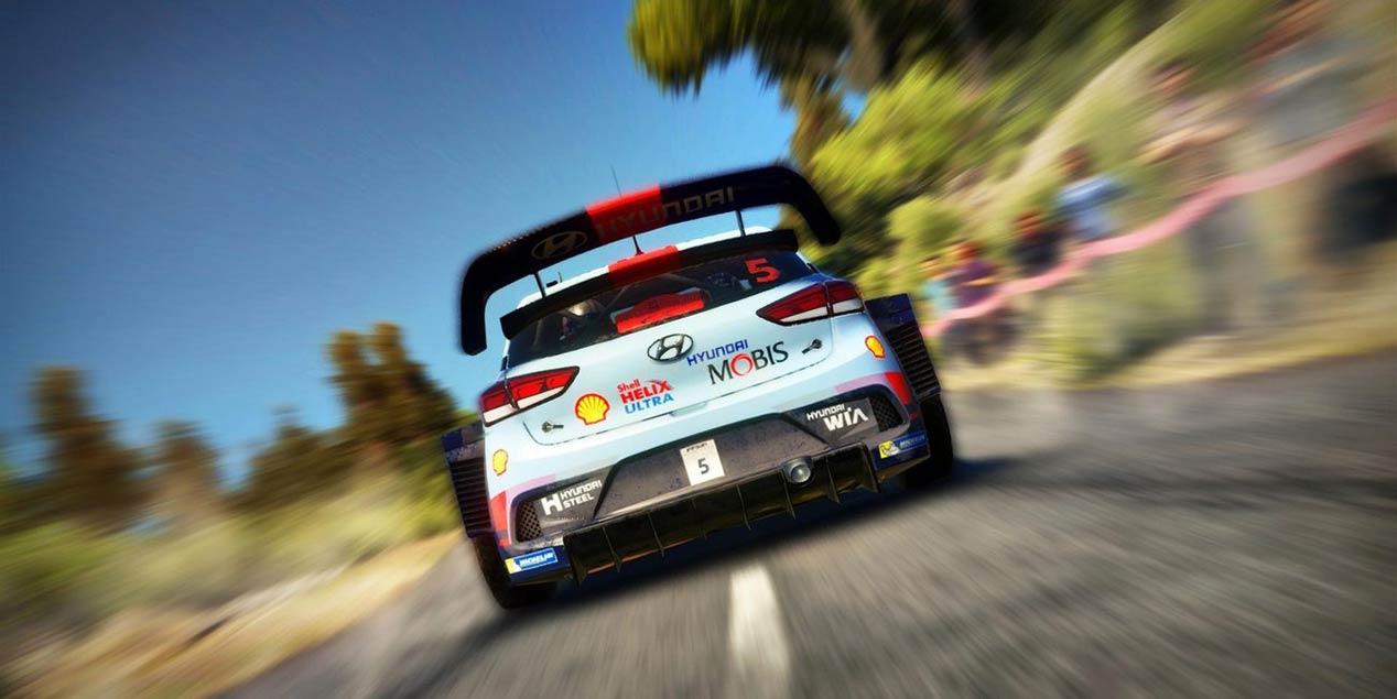 WRC 7: el videojuego del Mundial de Rallyes 2017