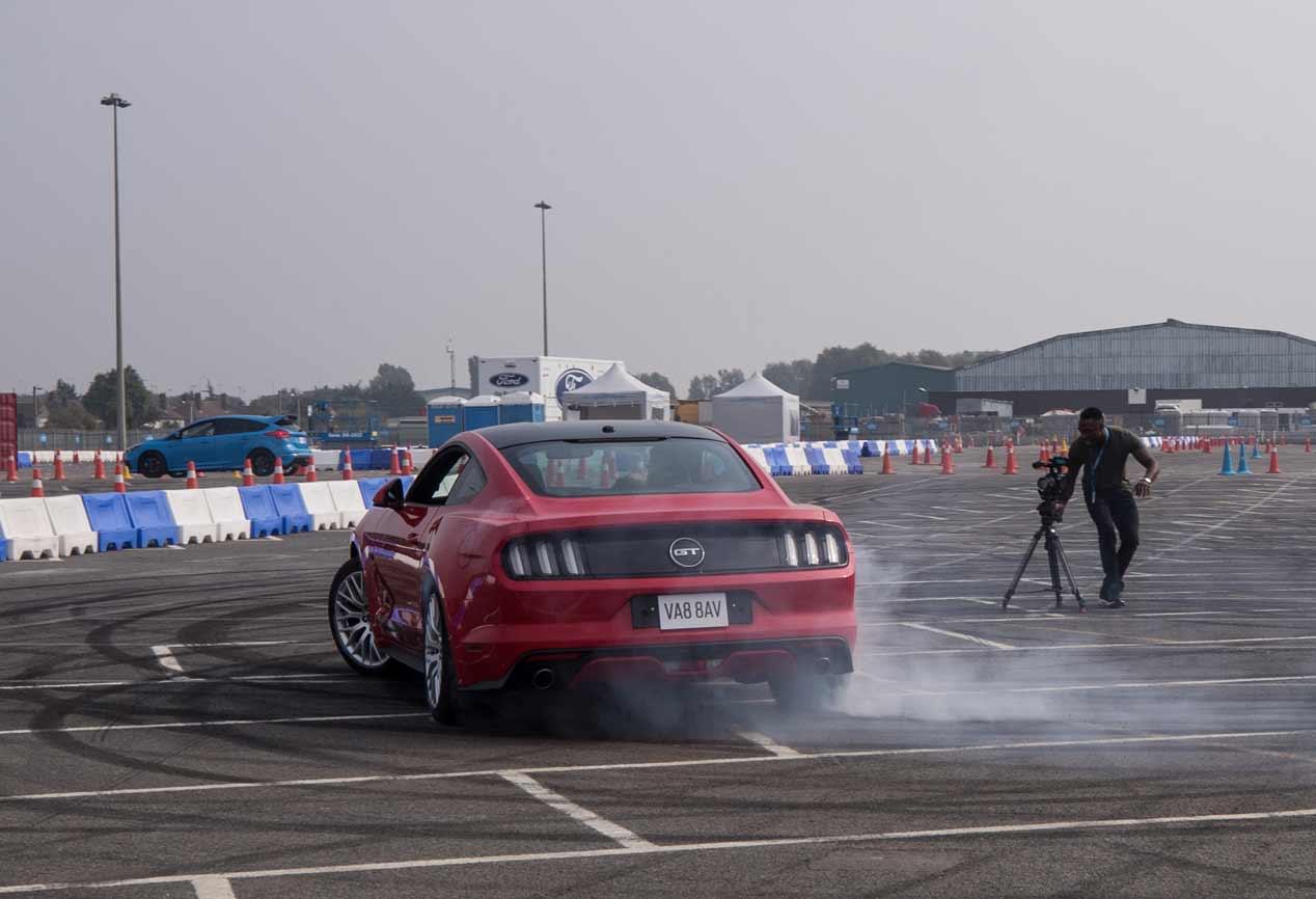 Ford Go Faster: protagoniza tu propio tráiler de acción