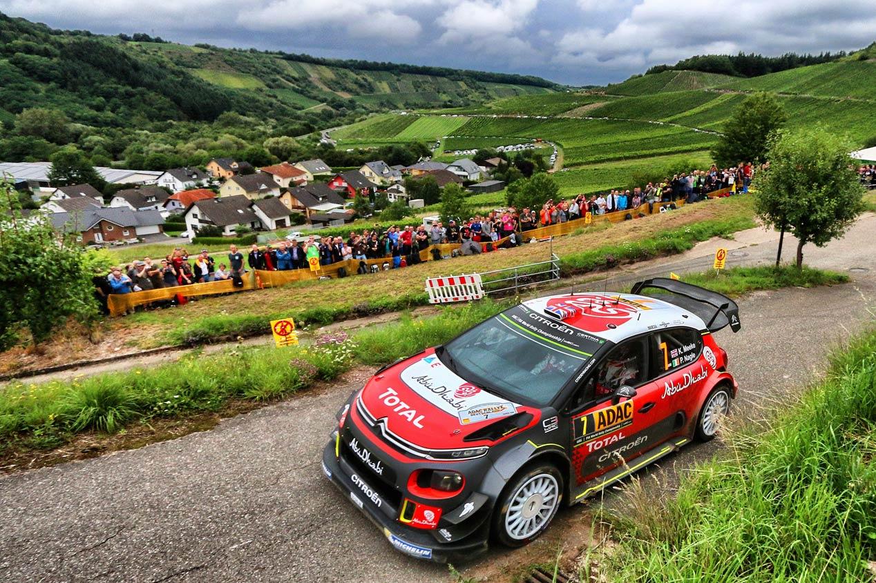 Entrevistamos a Kris Meeke, piloto oficial de Citroën en el Mundial de Rallyes