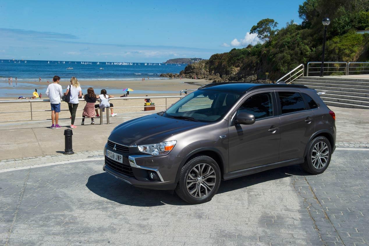 De ruta con el Mitsubishi ASX: Mundial de Snipe en A Coruña