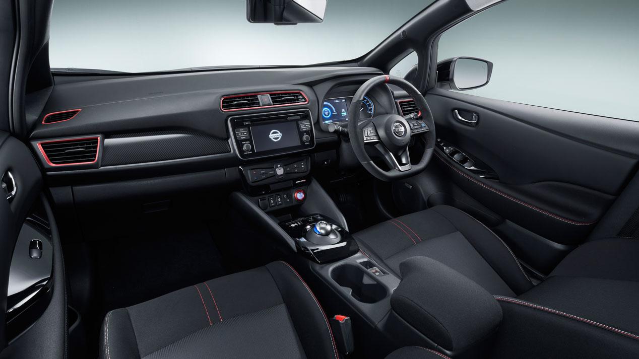 El Nissan Leaf Nismo Concept se mostrará en el Salón de Tokio