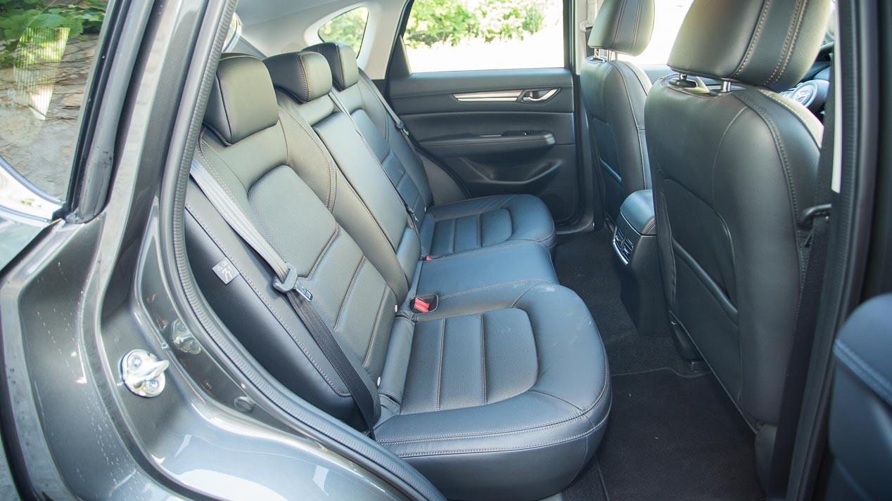 El Mazda CX-5 es el SUV con un consumo real más próximo al homologado