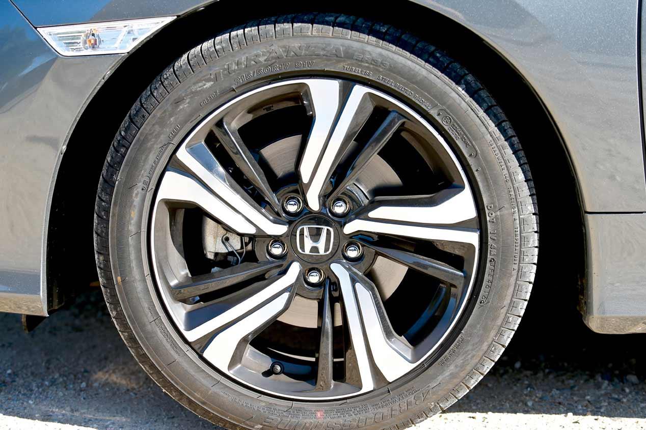 Probamos el Honda Civic Sedán 1.5 VTEC Turbo de 182 CV