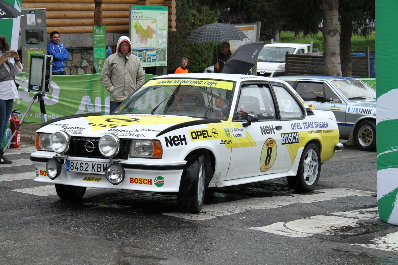 Así fue el Rally Comtat de Cerdanya 2017