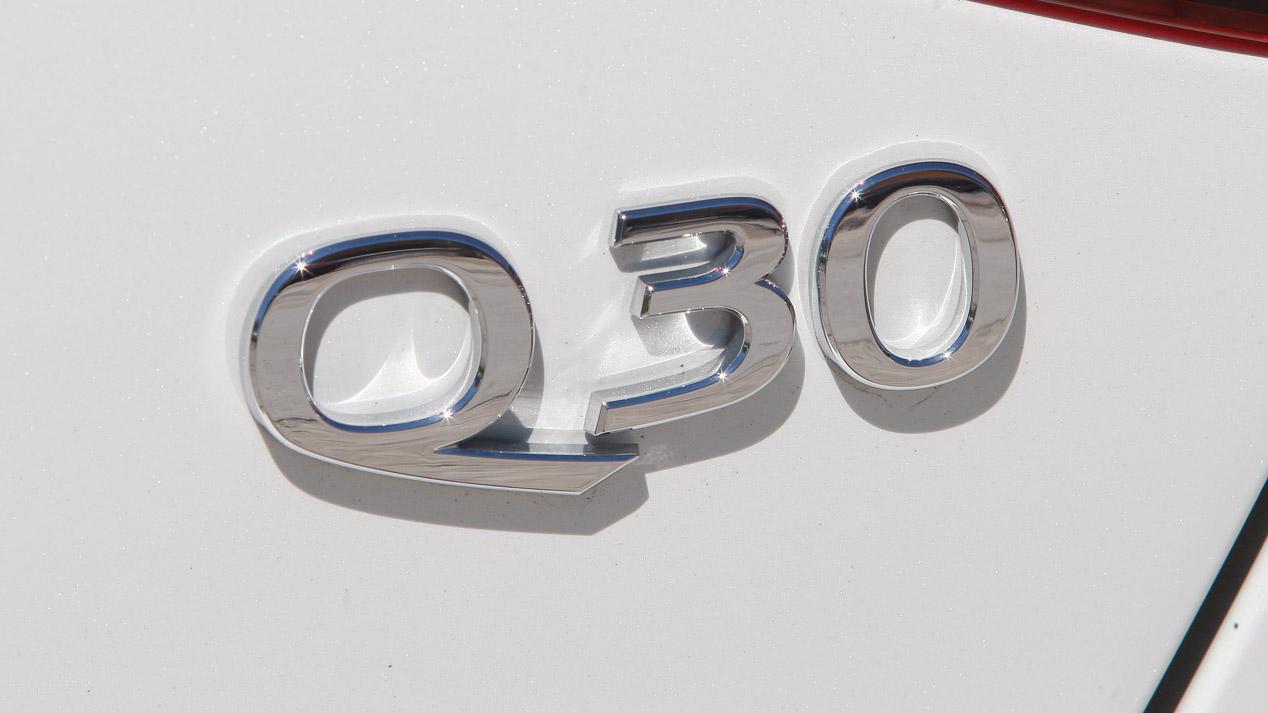 Infiniti Q30 Q Design, ya a la venta en España