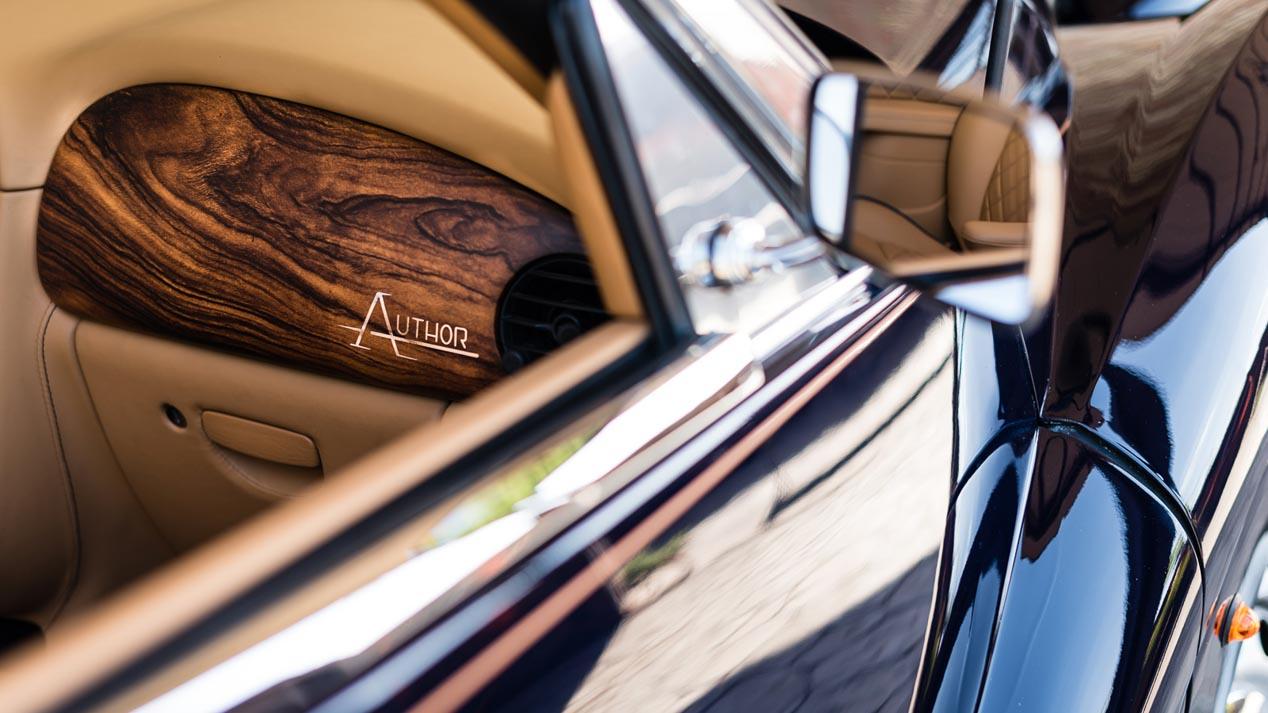Hurtan Author, un coche artesanal con acento español