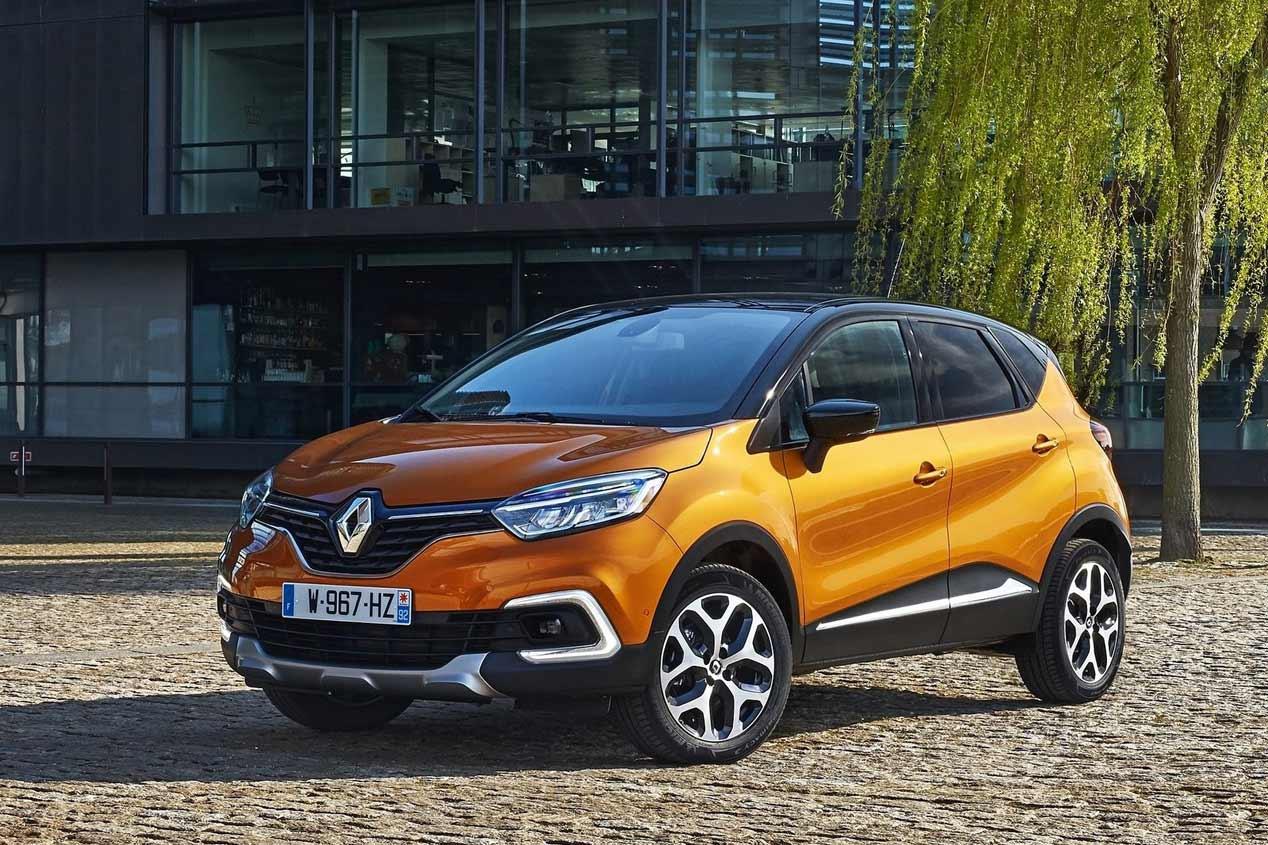 ¿El nuevo Renault Grand Captur en 2019?