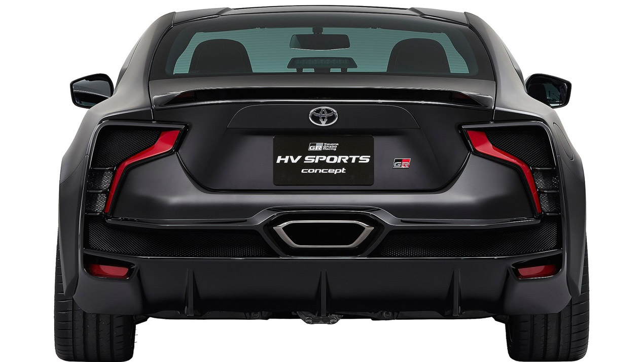 Toyota GR HV Sports