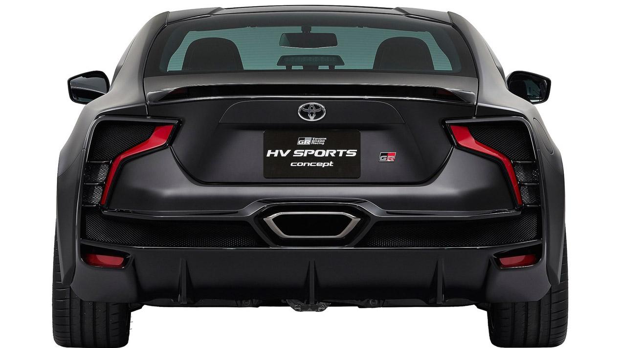 Dos concept de Toyota para Tokio: un SUV y un deportivo