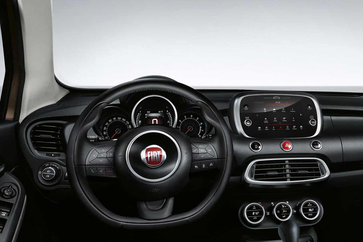 Fiat 500X 2018, primeras imágenes