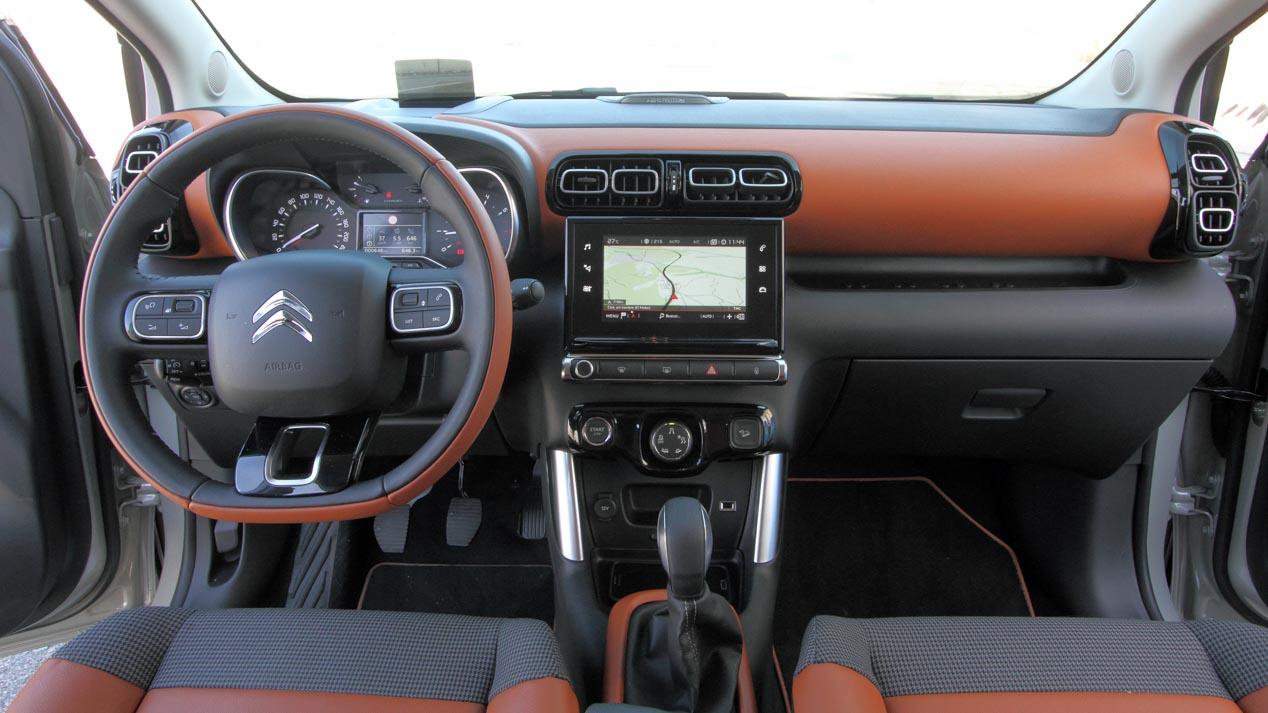 Citroën C3 Aircross 1.6 BlueHDI: primeras impresiones