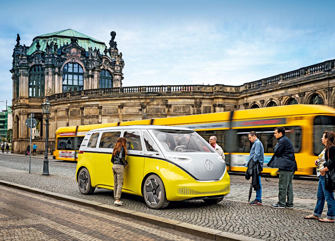 Volkswagen I.D. BUZZ: lo probamosl, primeras imágenes