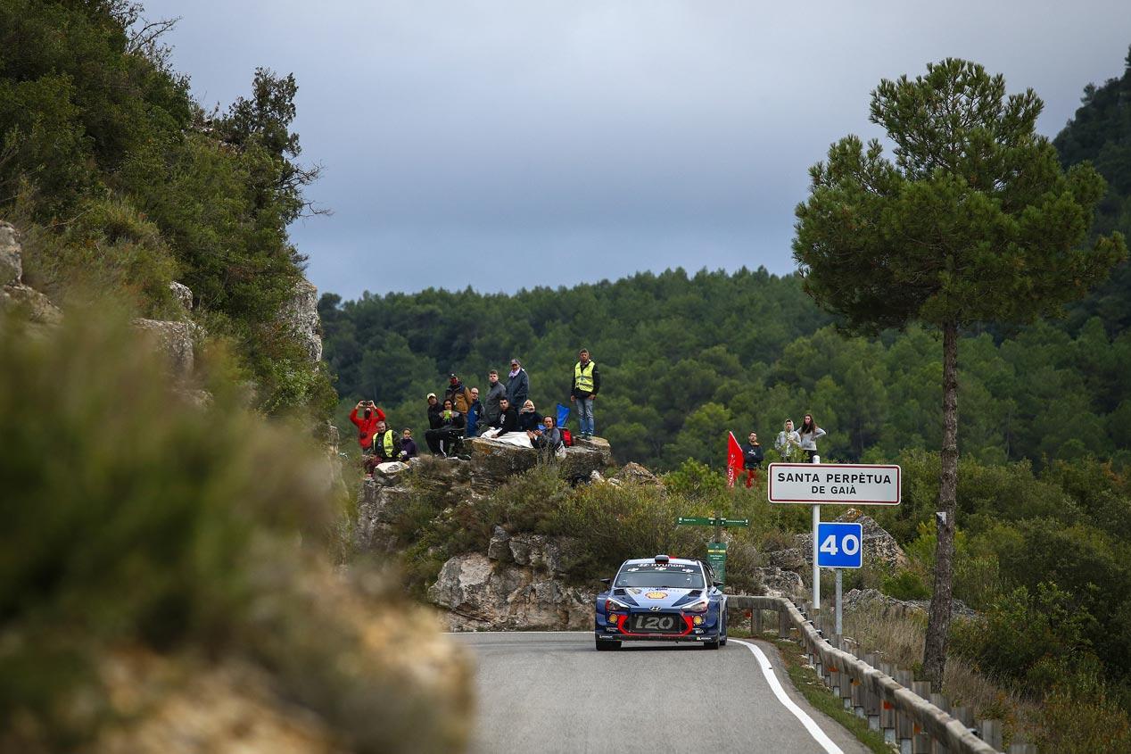 Rally de España 2017: las mejores fotos del sábado