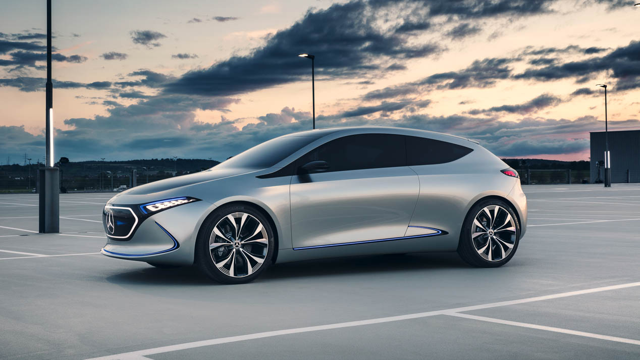 Mercedes Clase A: nueva generación para Ginebra 2018