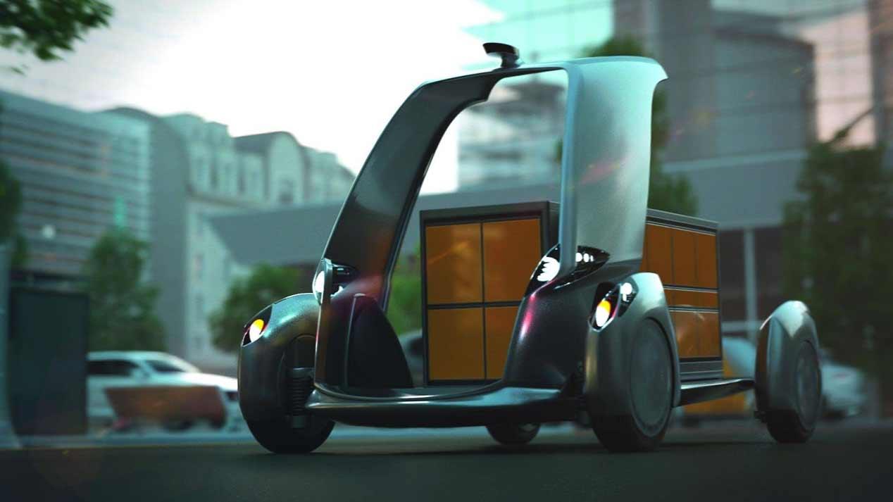 Continental Bee Concept y Covestro, los coches del futuro en imágenes