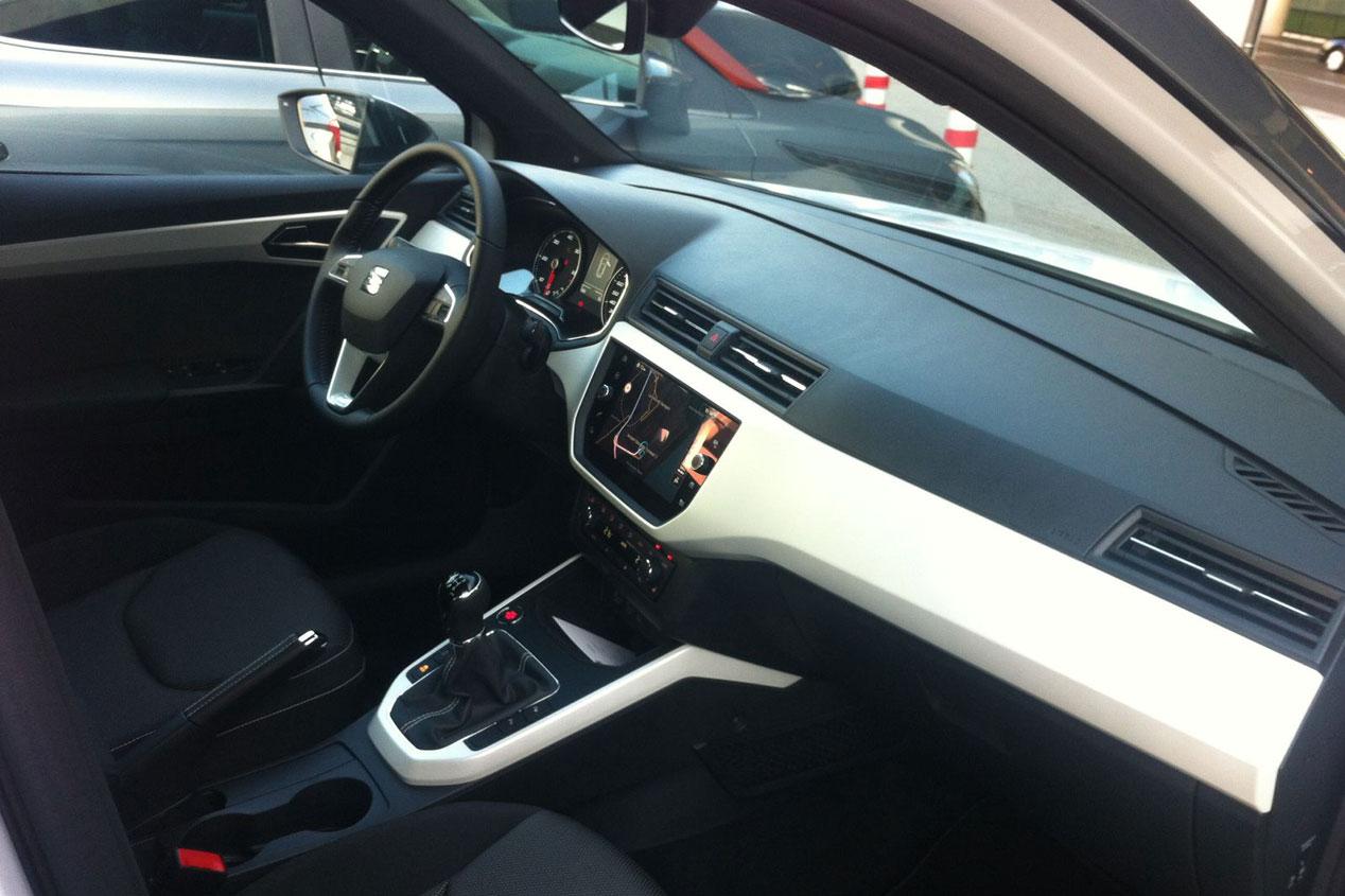 Seat Arona 1.6 TDI 115 CV: probamos el nuevo SUV