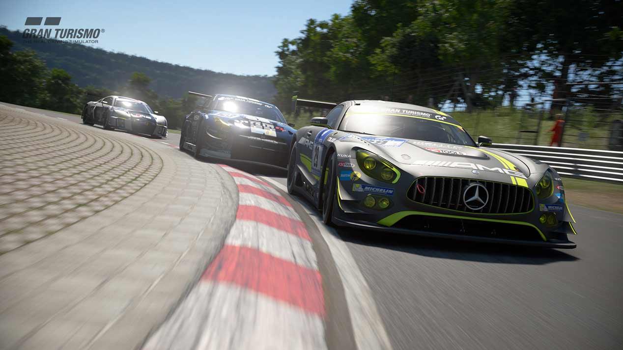Gran Turismo Sport, nos regalará imágenes como estas
