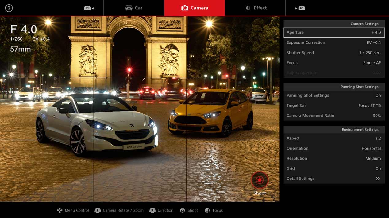Gran Turismo Sport nos regalará imágenes como estas