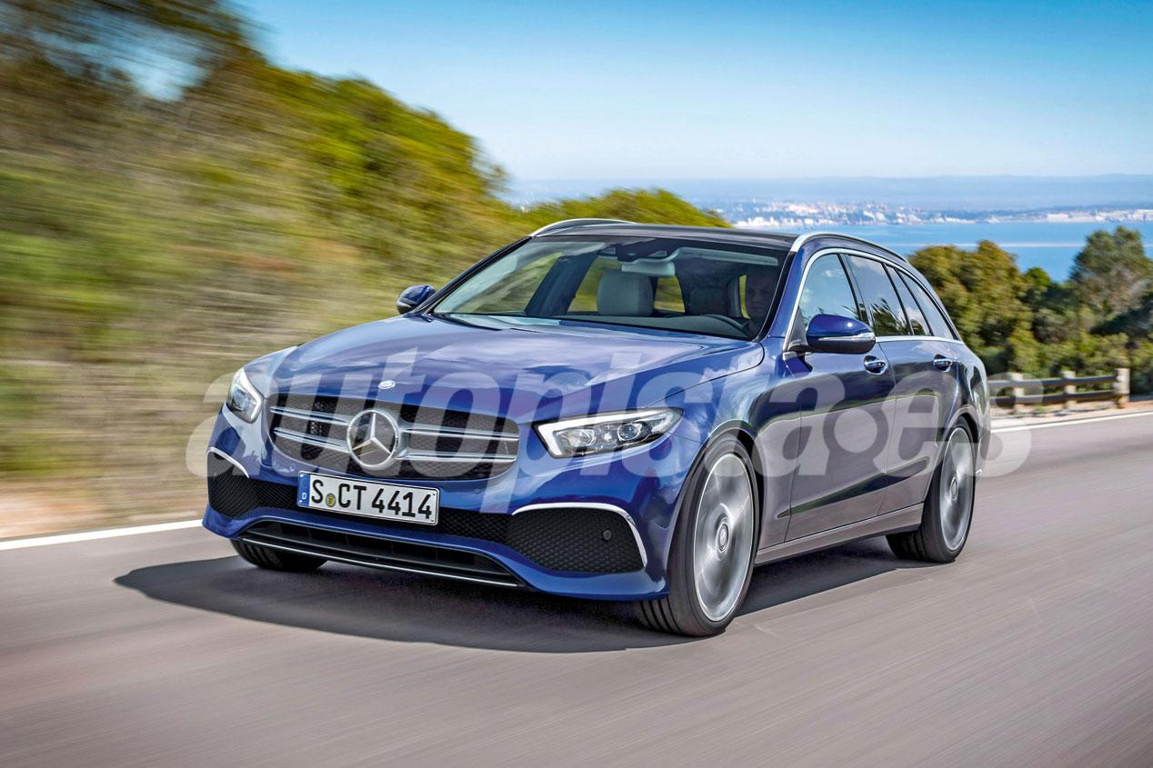 BMW Serie 3 2018 y Mercedes Clase C 2020, primeras ...