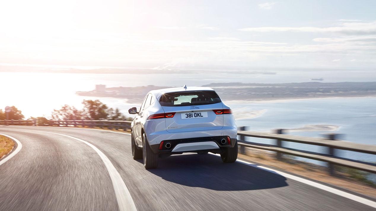 Ya está a la venta el nuevo Jaguar E-Pace