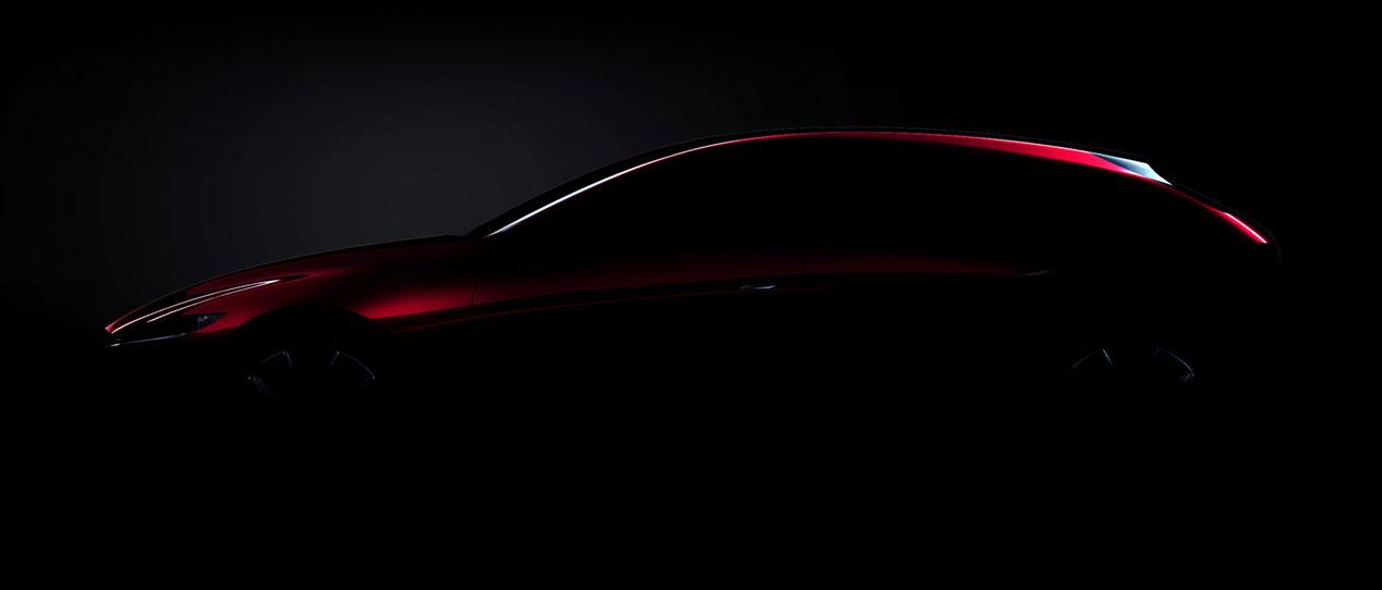 Los prototipos de Mazda en el Salón de Tokio 2017