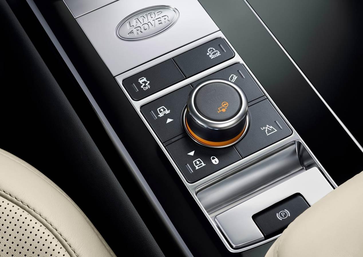 Range Rover 2018, el súmmum del lujo y la exclusividad en formato SUV