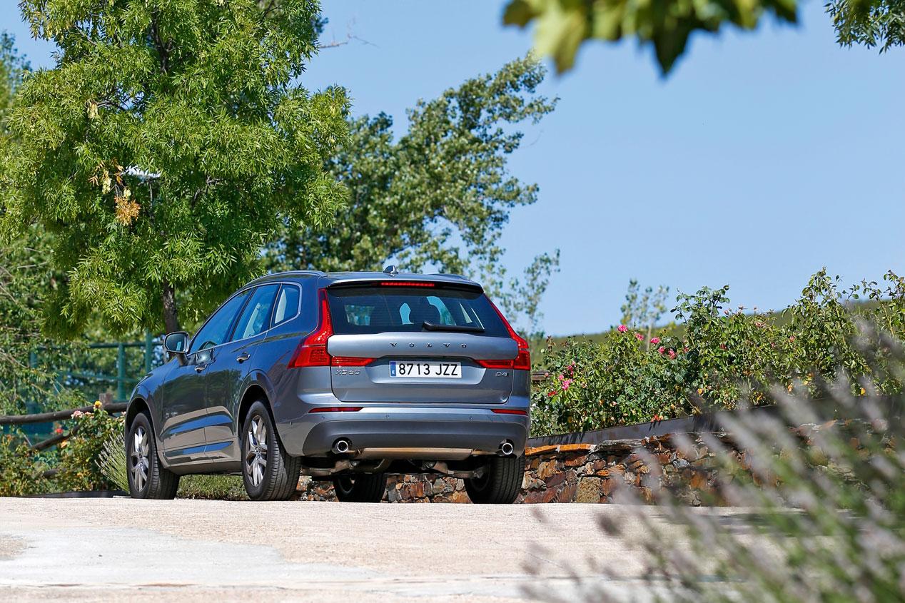 A prueba el Volvo XC60 Diesel 190 CV AWD