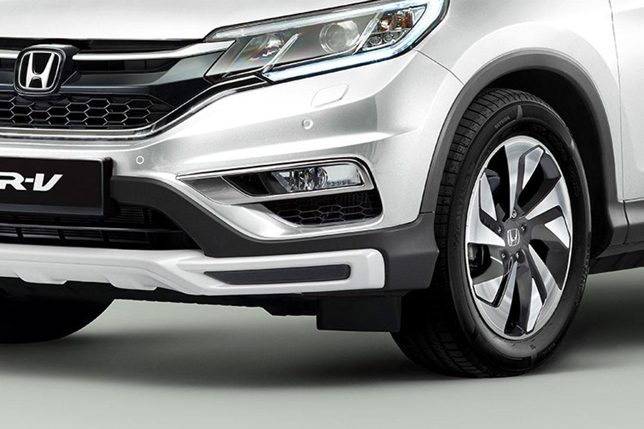 Honda CR-V Lifestyle Plus, ya a la venta