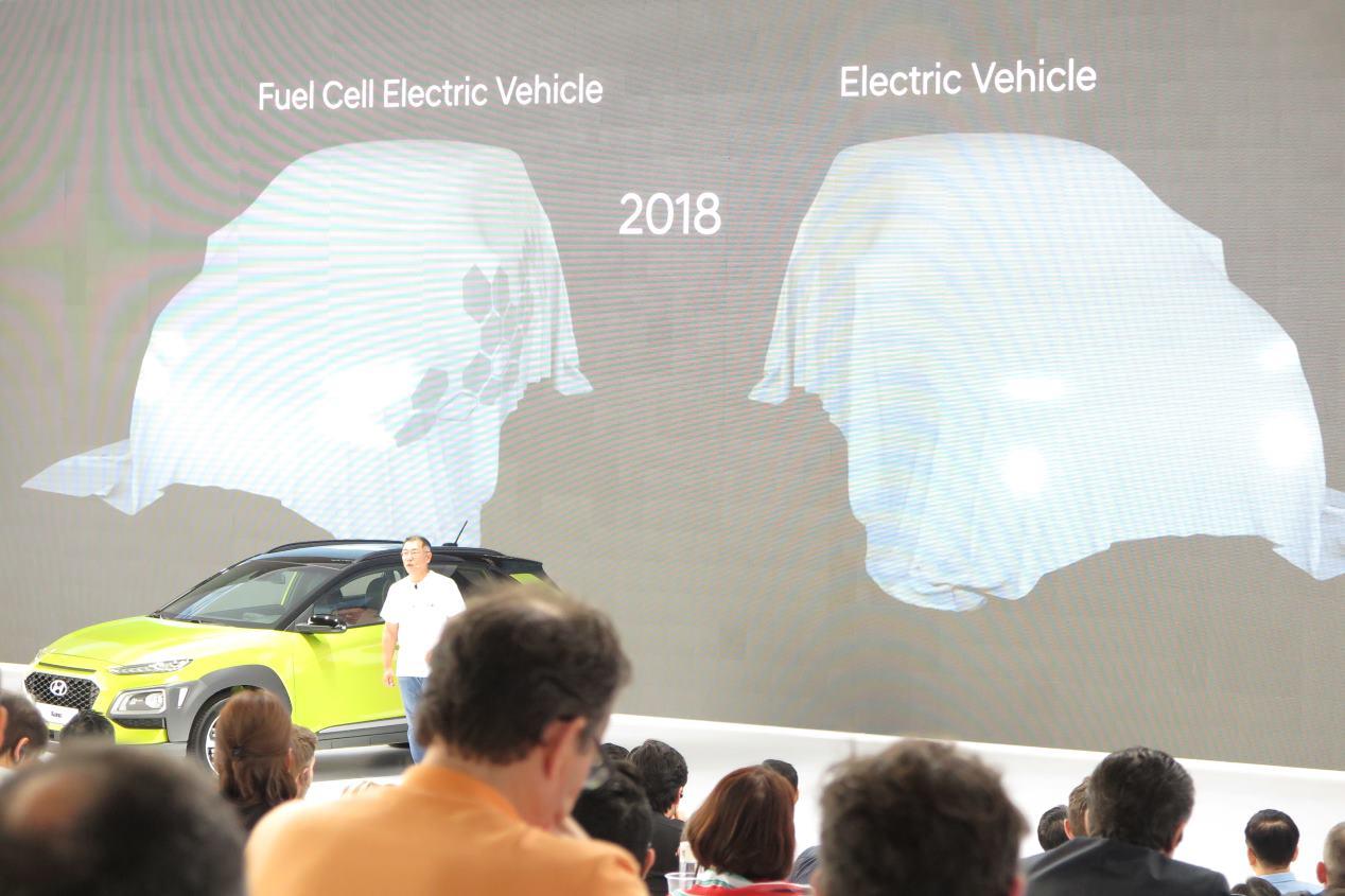 Hyundai Kona eléctrico: el SUV se estrena en marzo de 2018