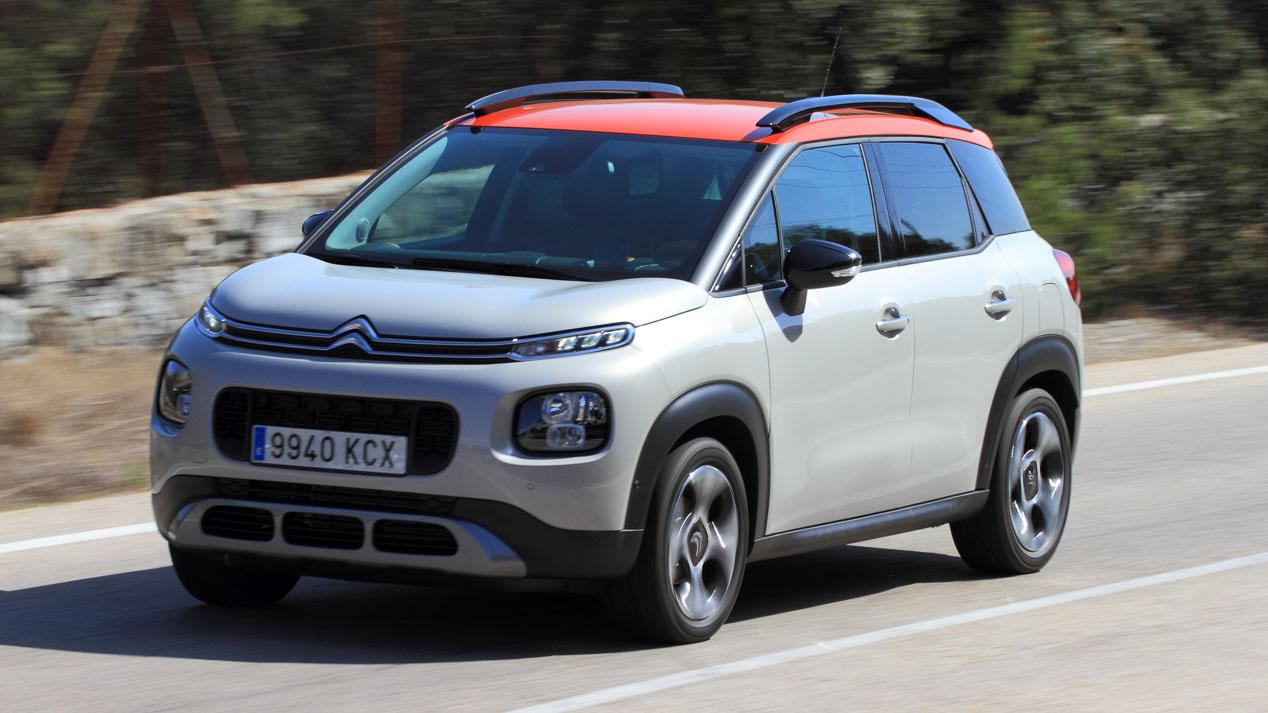Dacia Duster 2018 frente a cinco de sus principales rivales.