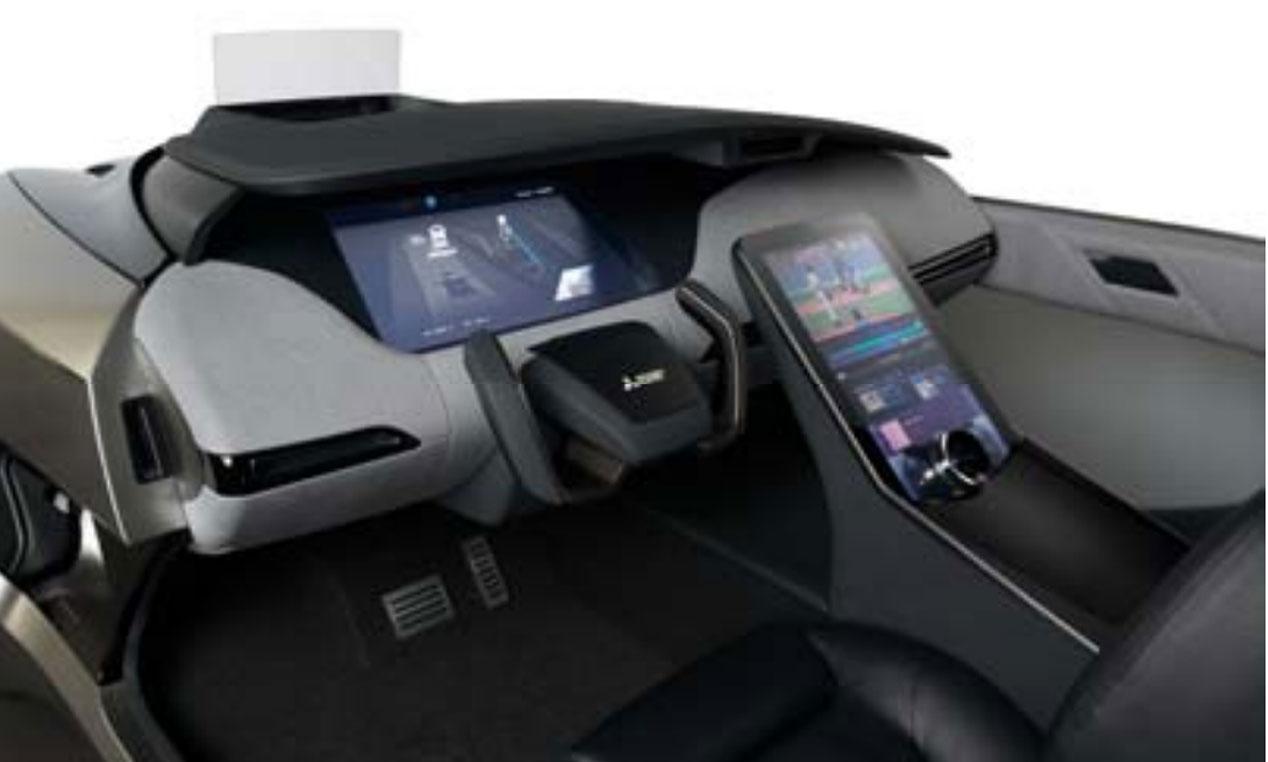 El Mitsubishi Electric Emirai 4 Concept, en fotos