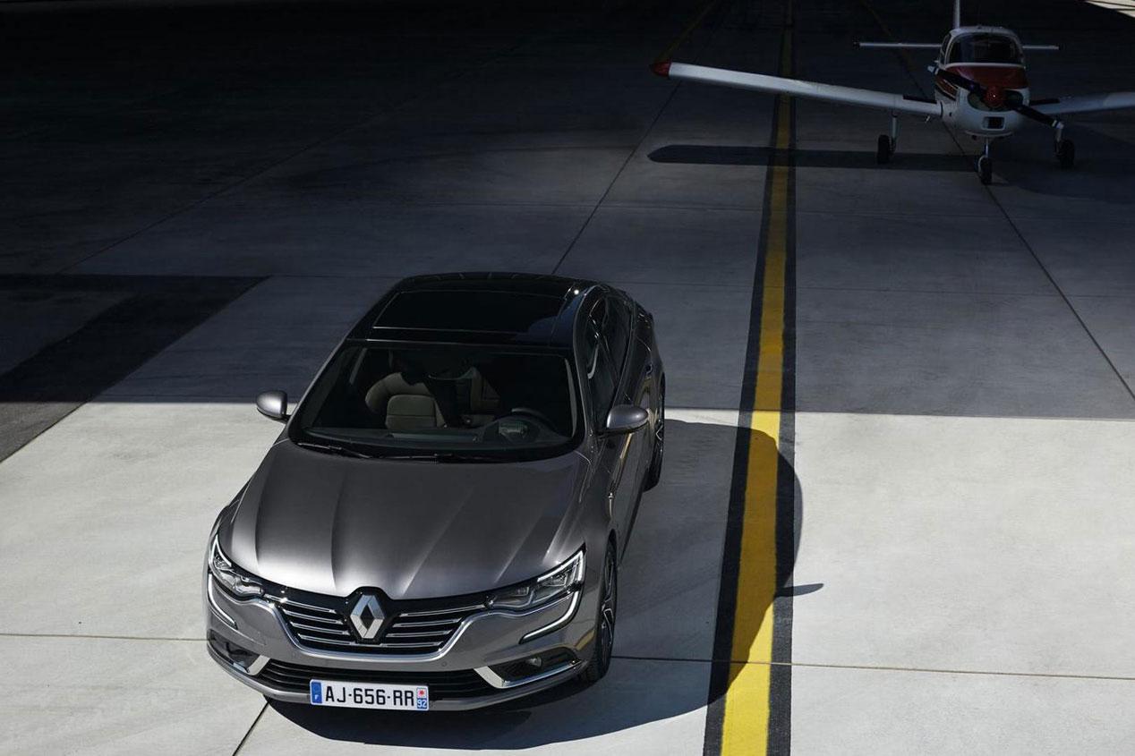 Renault Espace Icon y Talisman Icon, en imágenes
