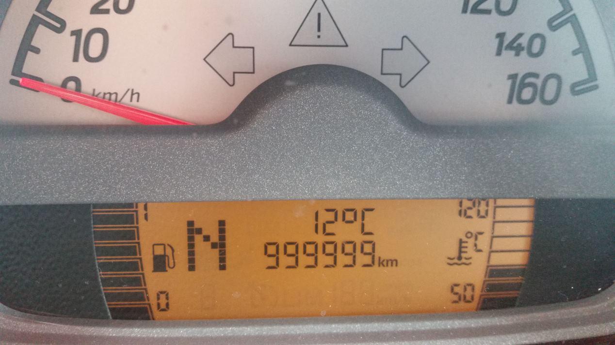 Smart Fortwo CDI: prueba de 1 millón de kilómetros