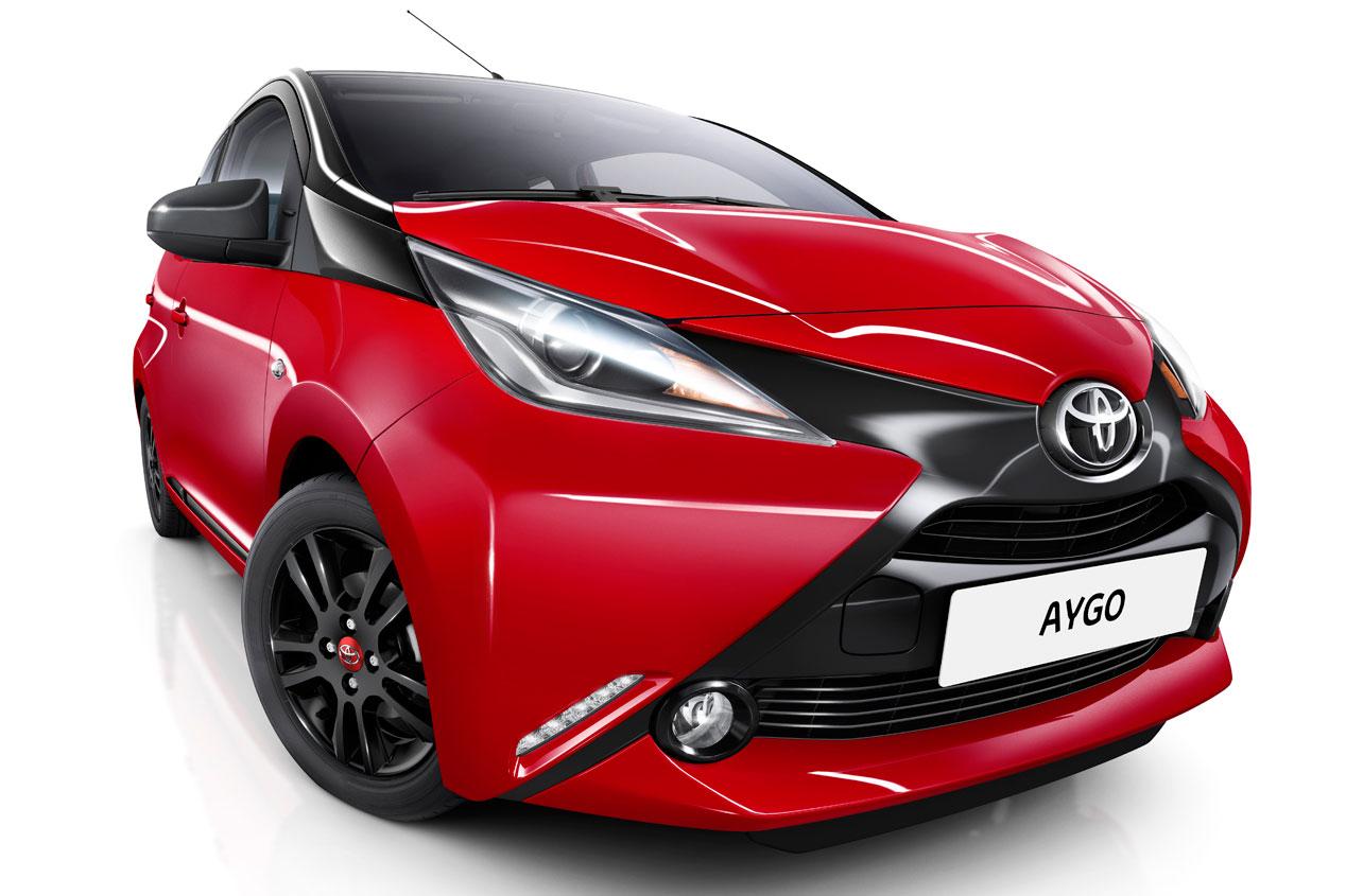 El Toyota Aygo X-Cite 2017, en imágenes