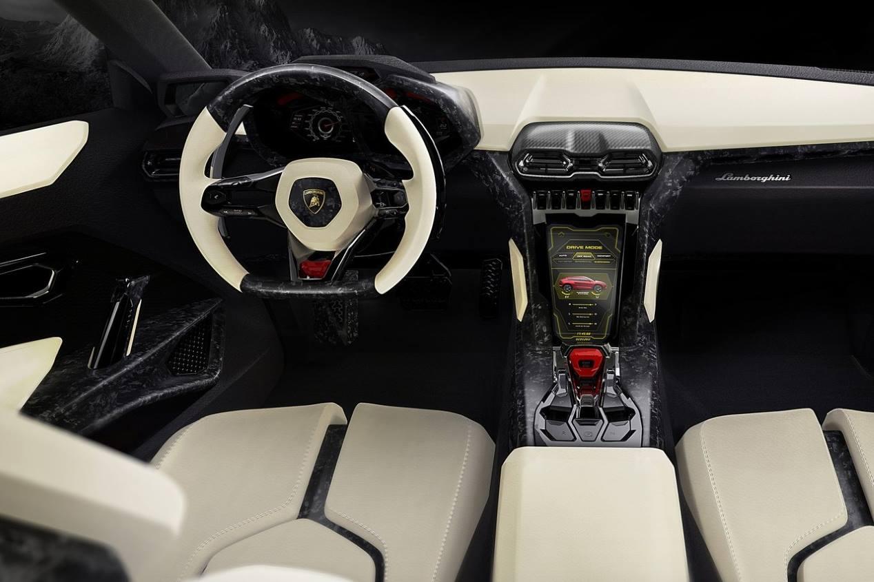 Lamborghini Urus: cuenta atrás para el nuevo SUV