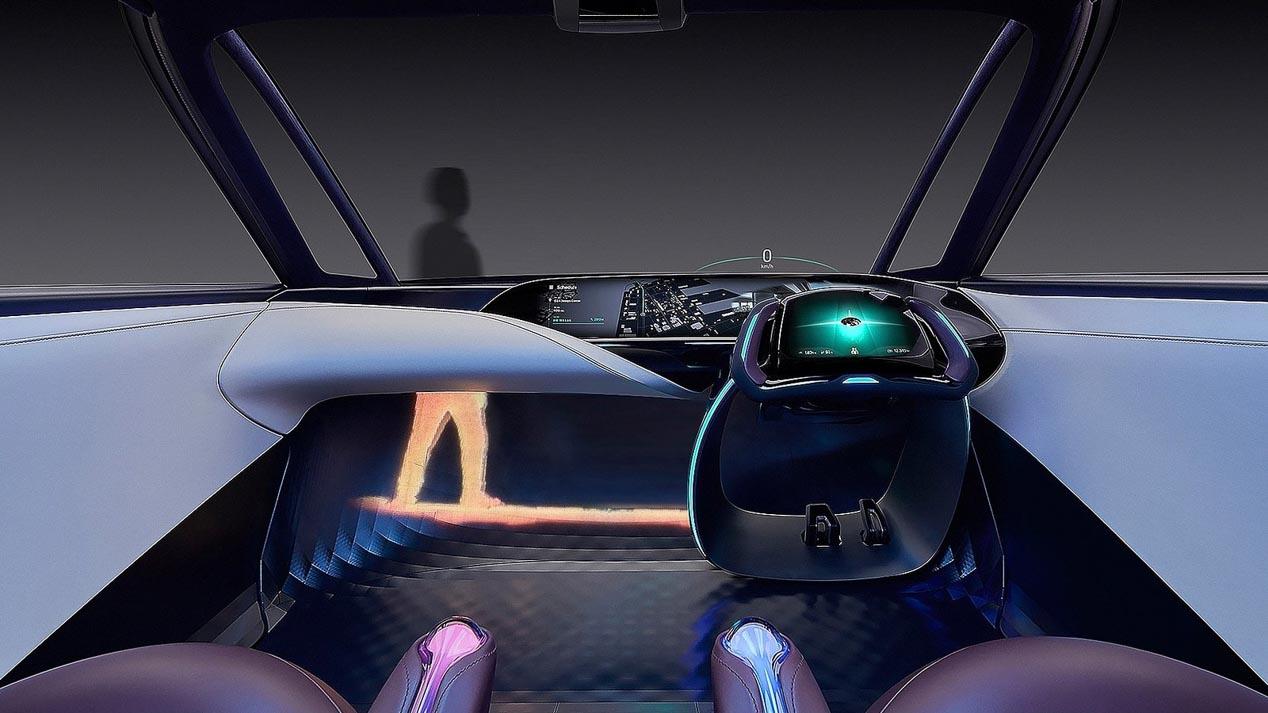Toyota Fine Comfort Ride Concept, así será el coche de pila de combustible