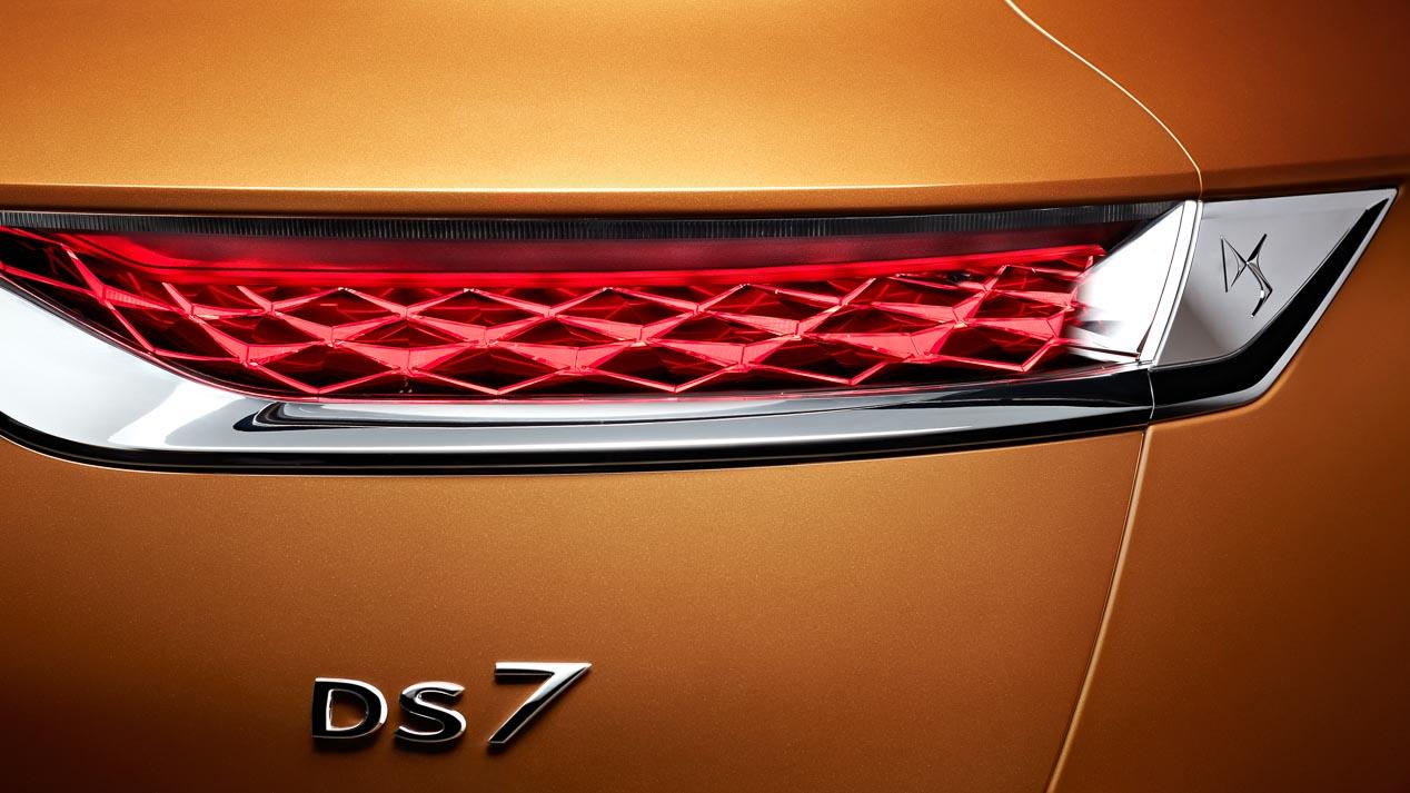 El SUV DS 7 Crossback, ya a la venta