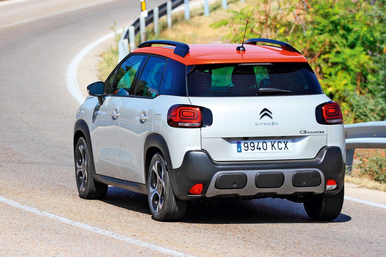 Citroën C3 Aircross BlueHDi 100: a prueba el nuevo SUV urbano