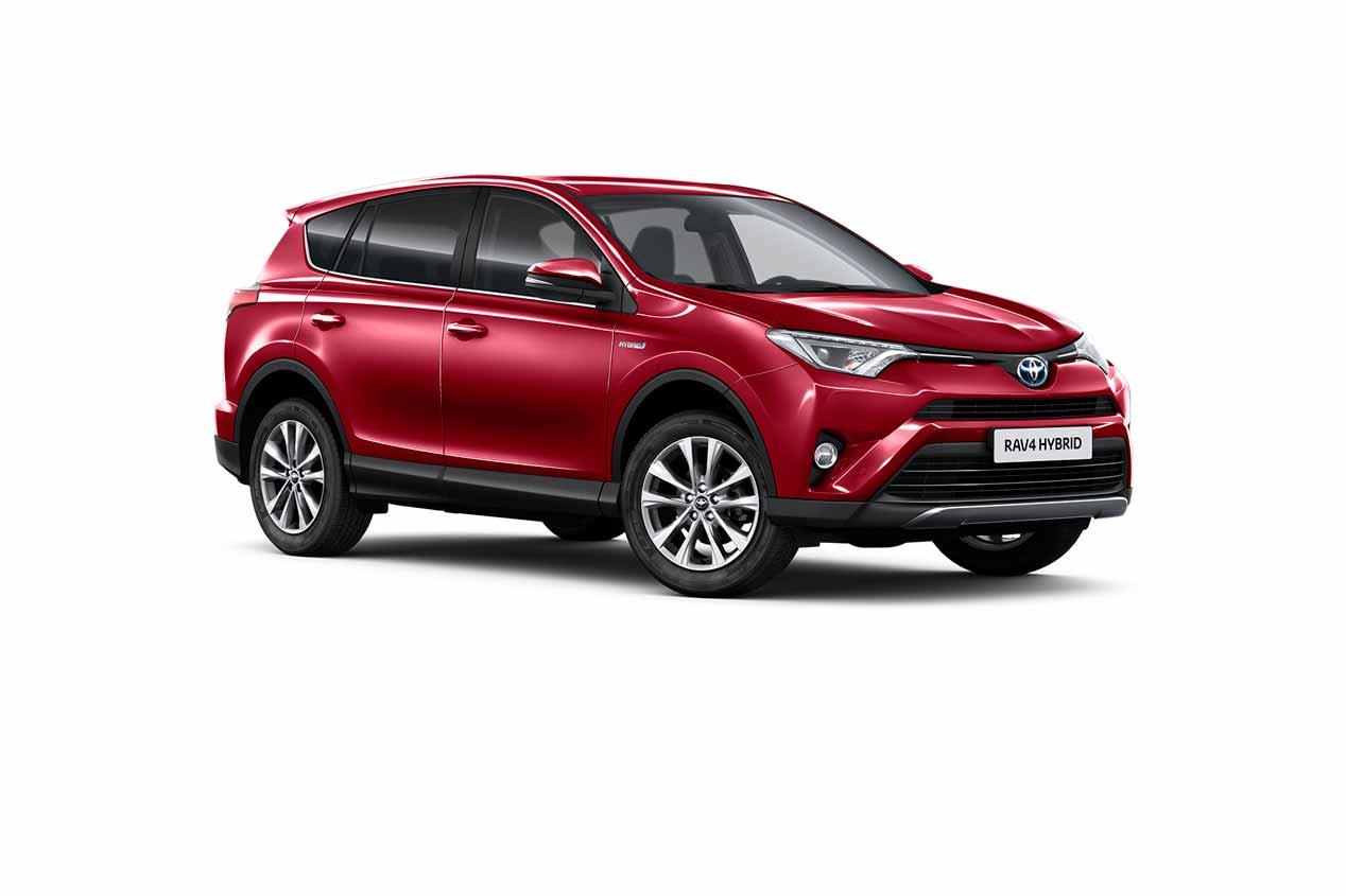 Toyota RAV4 2018: el SUV nipón se renueva