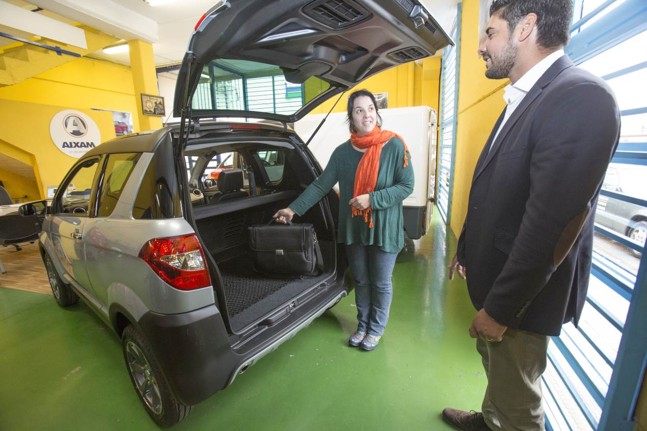 Cómo medimos la capacidad real de maletero de un coche